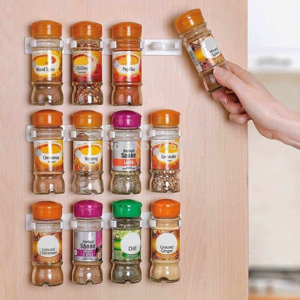 Two of the Best Spice Rack Organizers