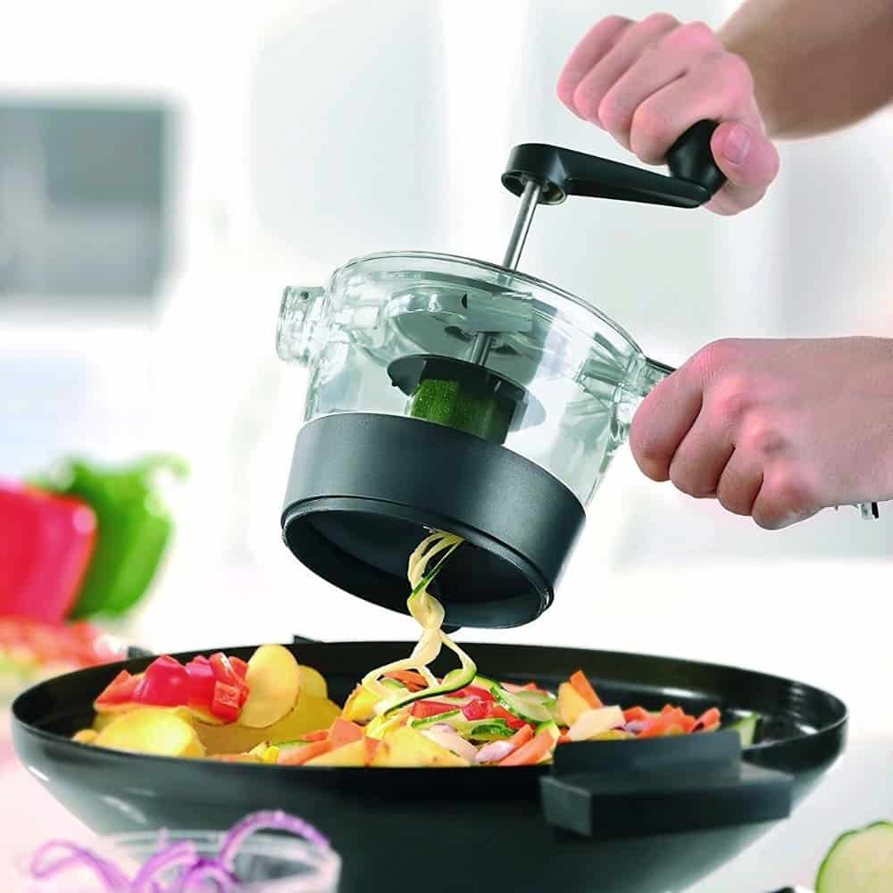 The Best Vegetable Spiralizer And Dicer