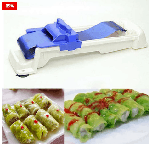 Dolmer Magic Roller Vegetable Rolling Tool