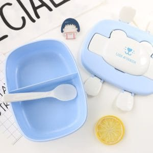 Cute Cartoon Character Lunch Box For Kids