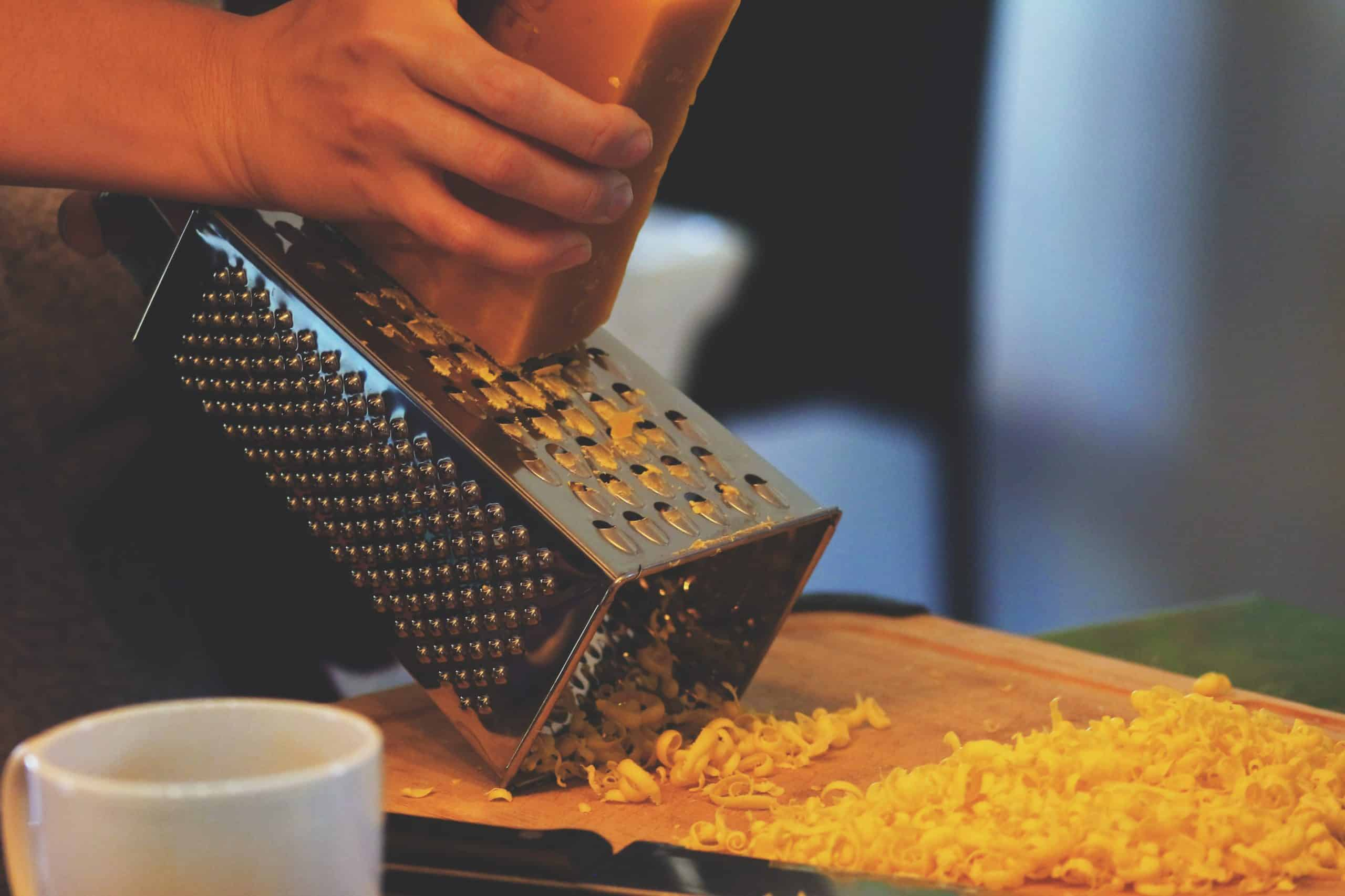 Pros And Cons Of The Best Rotary Cheese Grater