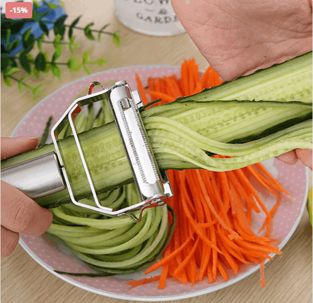 Vegetable And Fruit Cutter For Your Instant Salad