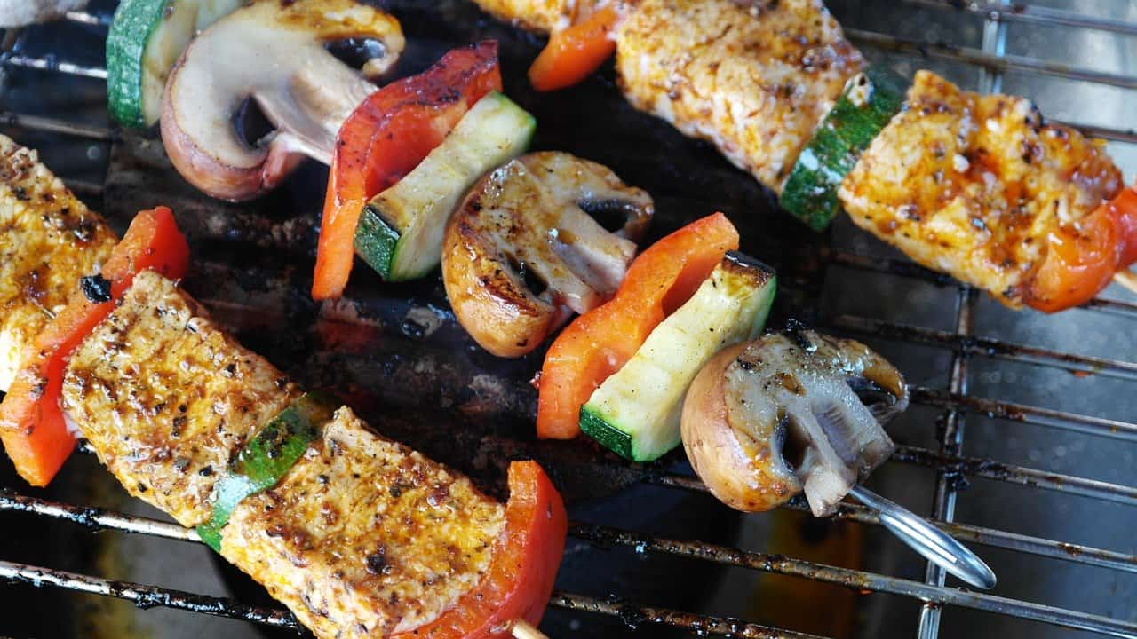How to Enjoy Grilled Vegetables and How to Enjoy Health Benefits