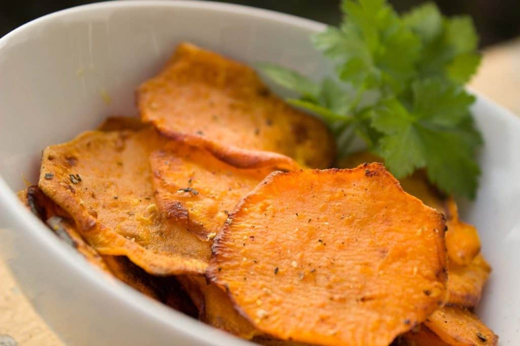 Healthy Cooking With Healthy Chips