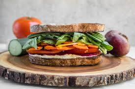 Great Vegetarian Sandwiches For You